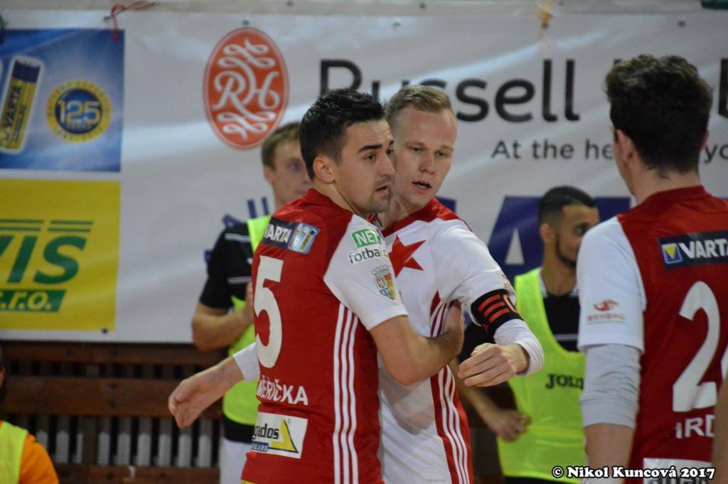 4b982cba0ee86 Teplice otočily v Edenu zápas - SK SLAVIA PRAHA FUTSAL